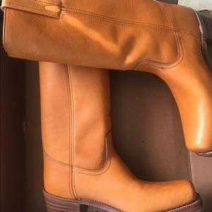 Vintage men's Frye Campus  boots